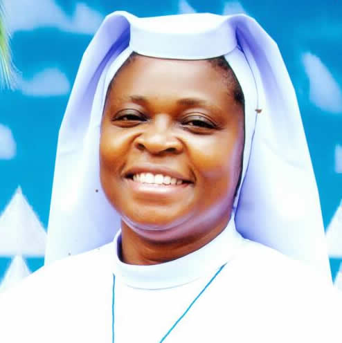 Mother Mary Claude Oguh, IHM